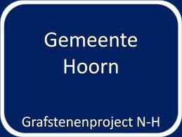 grafstenenprojecthoorn
