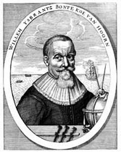 Willem IJsbrandtzn Bontekoe