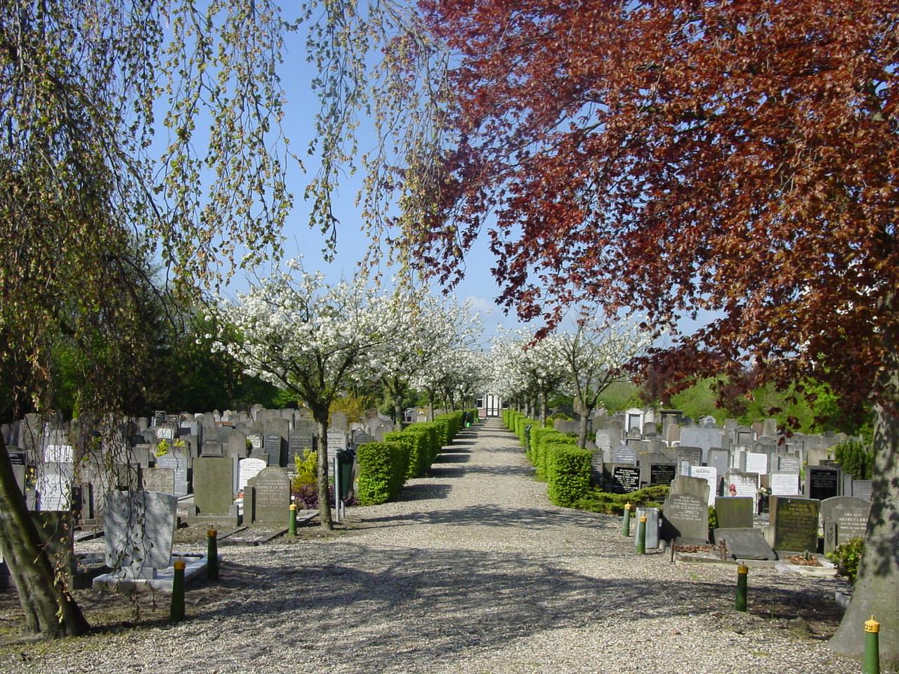 Begraafplaats Keern
