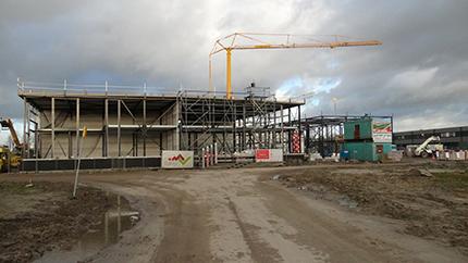 Nieuwbouw op Zevenhuis