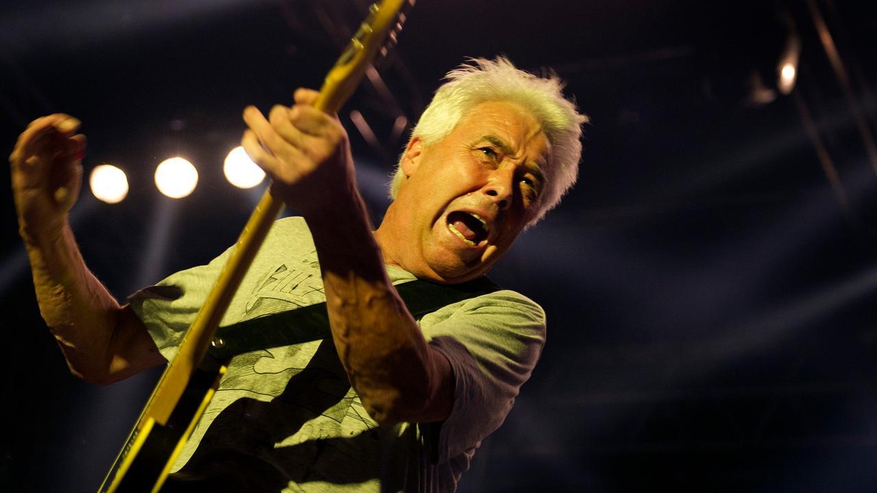 Gitarist George Kooymans