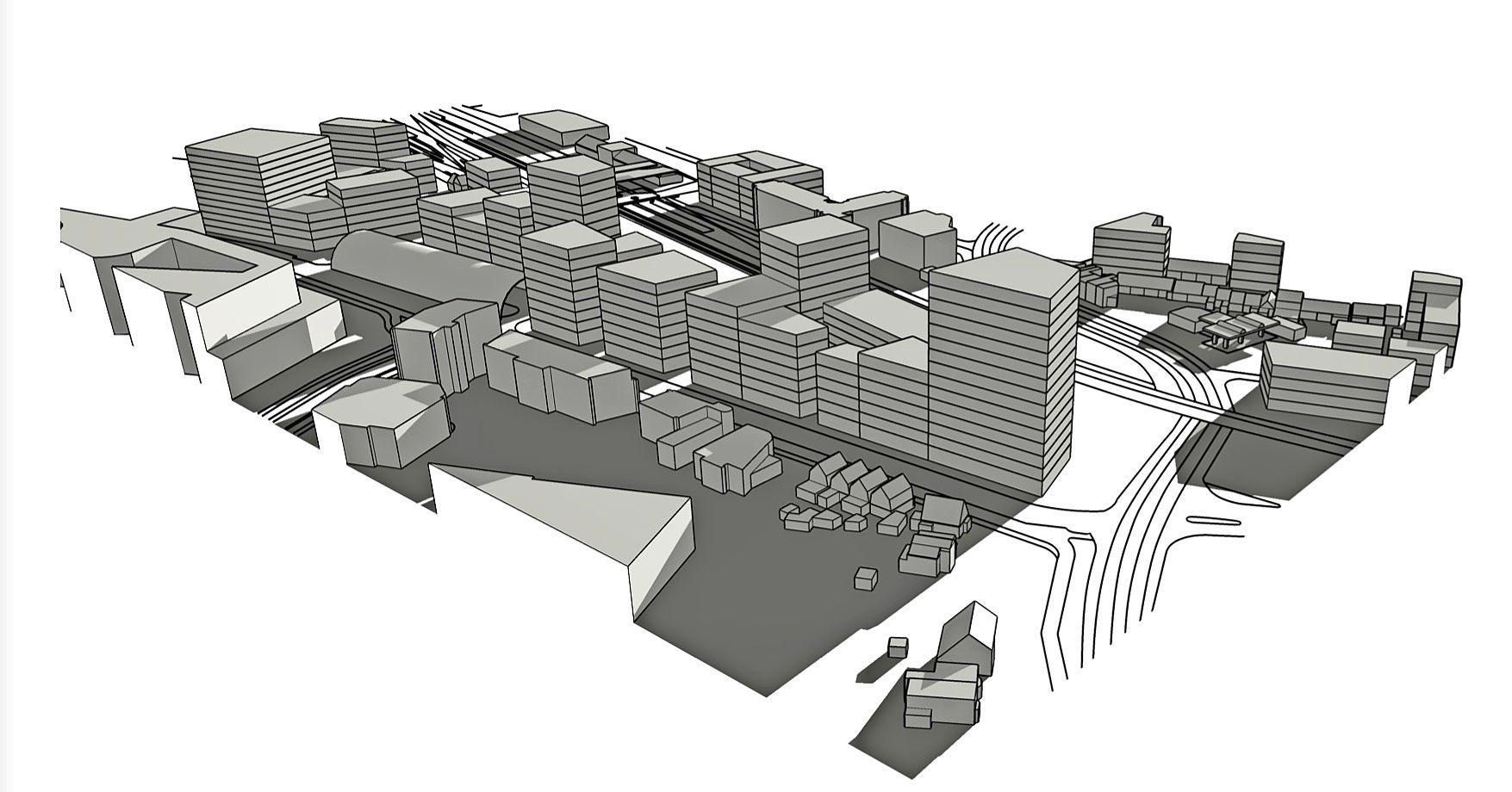 Alternatiefplan Poort van Hoorn